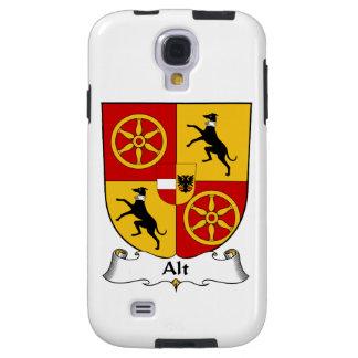 Escudo de la familia del Alt Funda Galaxy S4
