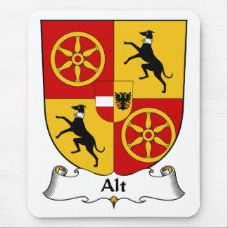 Escudo de la familia del Alt Mousepads