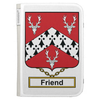 Escudo de la familia del amigo