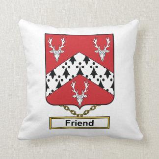 Escudo de la familia del amigo cojin