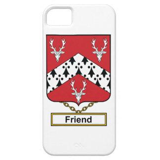 Escudo de la familia del amigo iPhone 5 Case-Mate funda