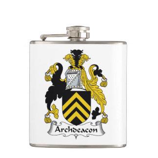 Escudo de la familia del arcediano