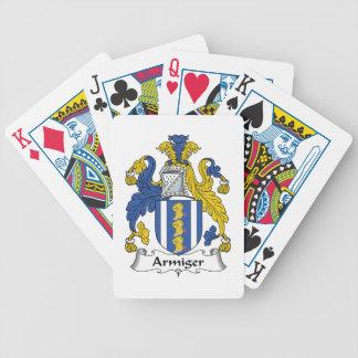 Escudo de la familia del Armiger Baraja