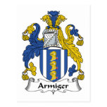 Escudo de la familia del Armiger Postal
