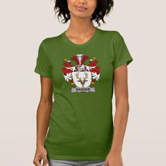 Escudo de la familia del Bagger Tshirts