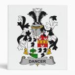 Escudo de la familia del bailarín
