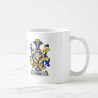 Escudo de la familia del bamboleo taza de café