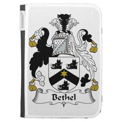 Escudo de la familia del Bethel