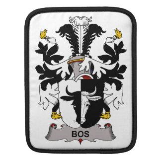Escudo de la familia del Bos Manga De iPad