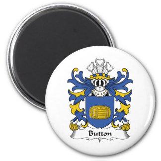 Escudo de la familia del botón imán redondo 5 cm