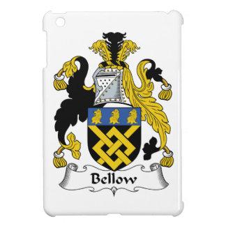 Escudo de la familia del bramido iPad mini carcasa
