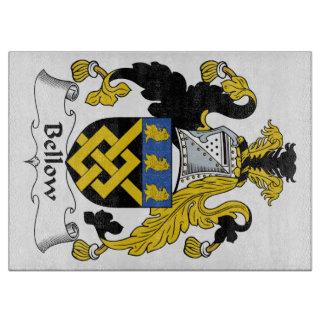 Escudo de la familia del bramido tablas para cortar
