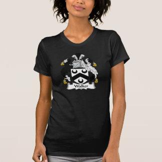 Escudo de la familia del caminante camiseta