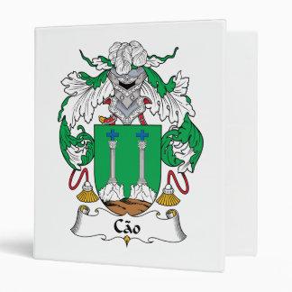 Escudo de la familia del Cao