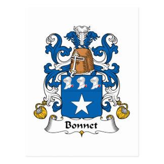 Escudo de la familia del capo postal