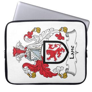 Escudo de la familia del carril manga computadora