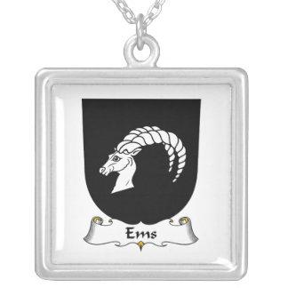 Escudo de la familia del ccsme grimpolas