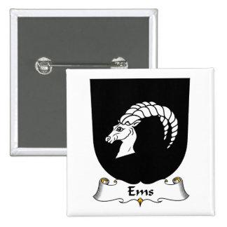 Escudo de la familia del ccsme pin