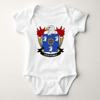 Escudo de la familia del Chew Camisas