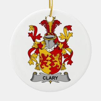 Escudo de la familia del Clary Adorno Para Reyes