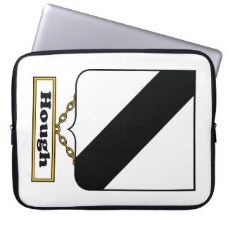 Escudo de la familia del corvejón mangas computadora
