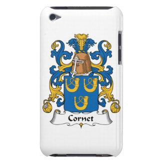 Escudo de la familia del cucurucho Case-Mate iPod touch cárcasa