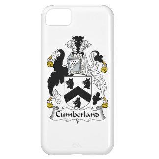 Escudo de la familia del Cumberland