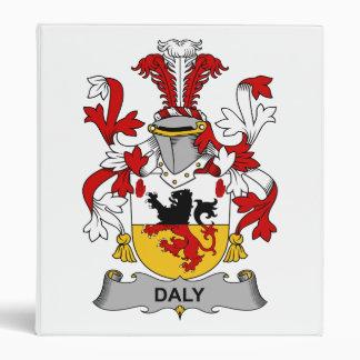 Escudo de la familia del Daly