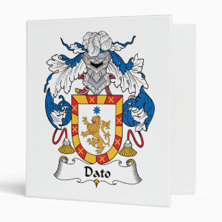 Escudo de la familia del Dato