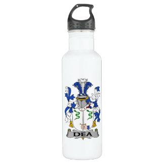 Escudo de la familia del Dea Botella De Agua