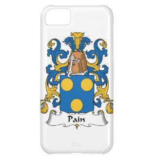 Escudo de la familia del dolor funda para iPhone 5C