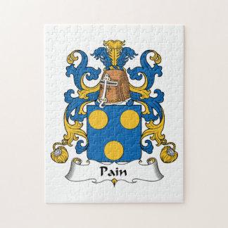 Escudo de la familia del dolor puzzle