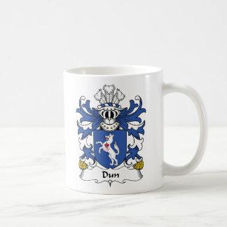 Escudo de la familia del Dun Taza