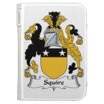 Escudo de la familia del escudero