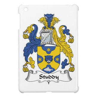 Escudo de la familia del estudio iPad mini carcasa