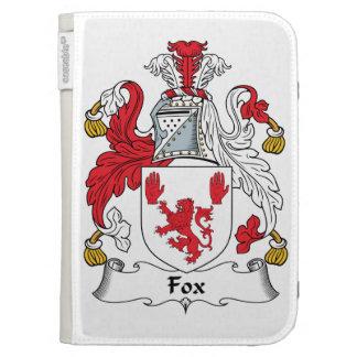 Escudo de la familia del Fox
