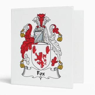 """Escudo de la familia del Fox Carpeta 1"""""""