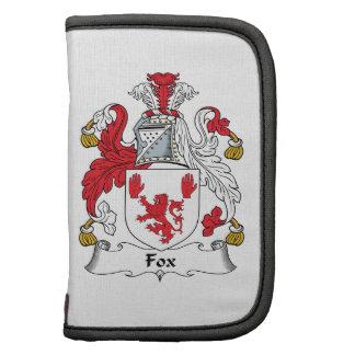 Escudo de la familia del Fox Planificadores