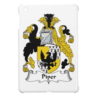 Escudo de la familia del gaitero iPad mini cárcasa