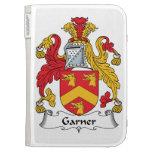 Escudo de la familia del Garner