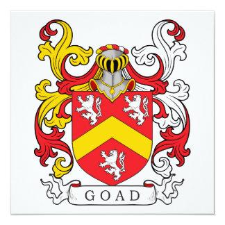 Escudo de la familia del Goad Anuncio