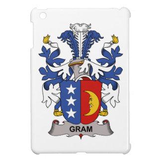 Escudo de la familia del gramo iPad mini cárcasas