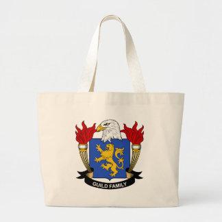 Escudo de la familia del gremio bolsas