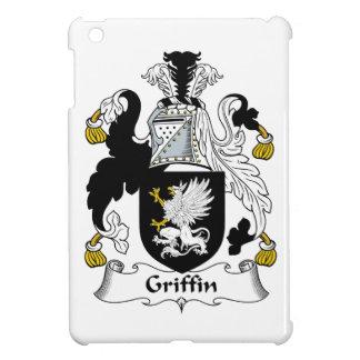 Escudo de la familia del grifo iPad mini cárcasa