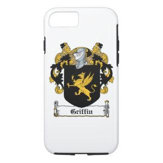 Escudo de la familia del grifo funda iPhone 7
