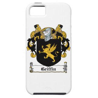 Escudo de la familia del grifo funda para iPhone SE/5/5s