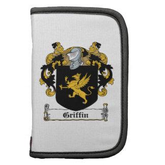 Escudo de la familia del grifo organizador