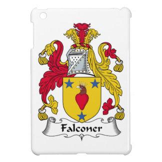 Escudo de la familia del halconero iPad mini coberturas
