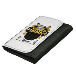 Escudo de la familia del Hogan