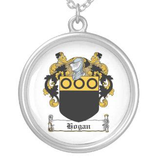 Escudo de la familia del Hogan Joyería